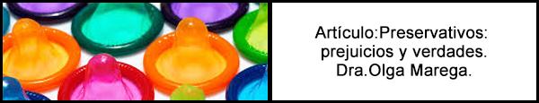 Preservativos prejuicios y verdades